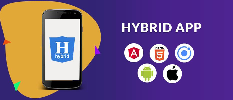 Hybrid Apps Development Company